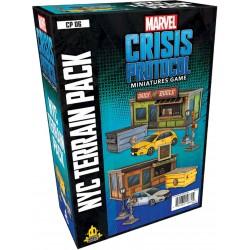 Marvel Crisis Protocol - NYC Terrain Expansion