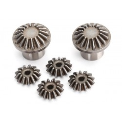 Gear set, differential (front)