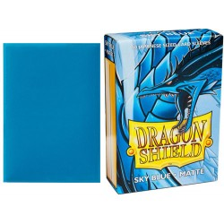 Dragon Shield Matte Small Sleeves - Sky Blue (60 Sleeves)