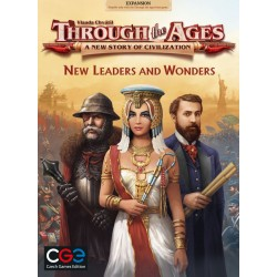 Through the Ages: New Wonders & Leaders