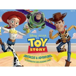 Toy Story Obstacles and Adventures: Co-op Deck Building Game