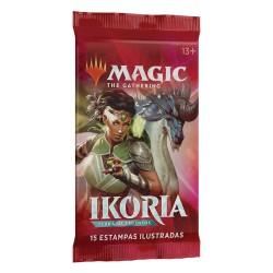MTG Ikoria Lair of Behemoths Booster (PT)