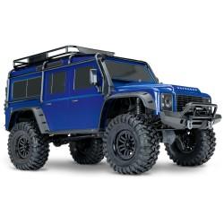 TRX4 Scale & Trail Defender Crawler, BLUE