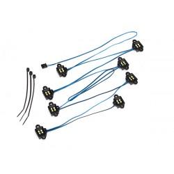 LED rock light kit, TRX4 TRX6