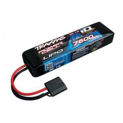 7600mAh 7.4v 2-Cell 25C LiPo ID Battery