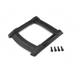 Skid plate, roof (body) (black)