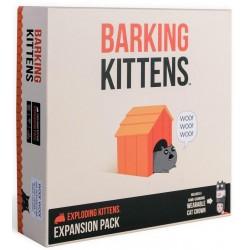 Barking Kittens: Exp 3 Exploding Kittens