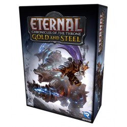 Eternal: Chronicles of the Throne Gold and Steel