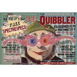 Harry Potter - The Quibbler Magazine Cover