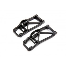 Suspension arm, lower, black (left or right, front or rear)