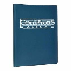UPR Collectors 9-Pocket Portfolio (A4) - Blue
