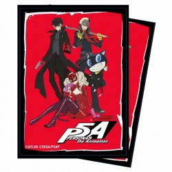 UP Deck Protector Sleeves Persona 5: The Phantom Thieves