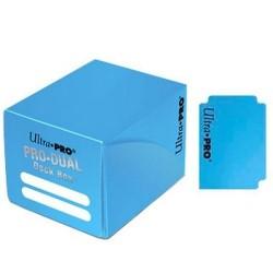 Ultra Pro PRO Dual Deck Box (120) - Light Blue