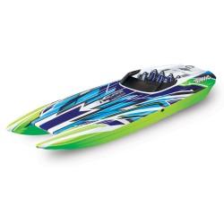 M41 Widebody: Brushless 40 Race Boat