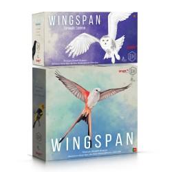 Wingspan 2º Edição + Expansão Europeia