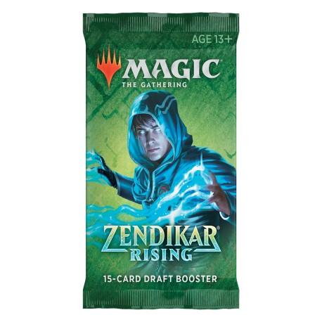 MTG Zendikar Rising Draft Booster