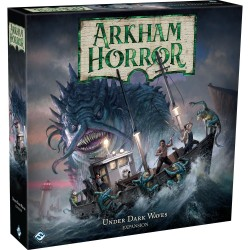 Arkham Horror 3rd Edition: Under Dark Waves
