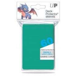 Ultra Pro Solid Sleeves SMALL Aqua