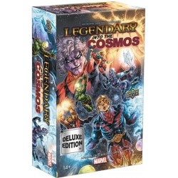 Legendary: Into the Cosmos-Marvel Deck Building Game Deluxe