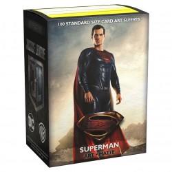 Dragon Shield Justice League Superman Matte (100)