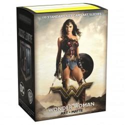 Dragon Shield Justice League Wonder Woman Matte (100)