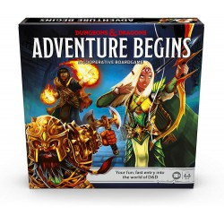 Dungeons & Dragons The Adventure Begins