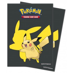 PKM Deck Protector Sleeves Pokemon: Pikachu (65)