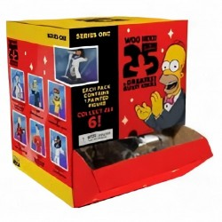 The Simpsons 25th Anniversary Booster