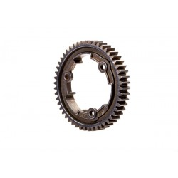 Spur gear, 50-tooth, steel (Wide-face 1.0 metric pitch)