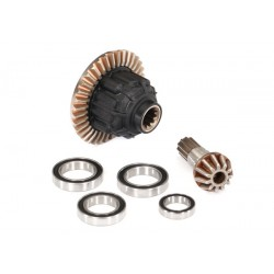 Differential, front, complete (fits X-Maxx 8s)