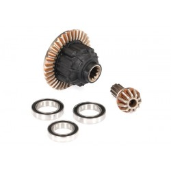 Differential, rear, complete (fits X-Maxx 8s)