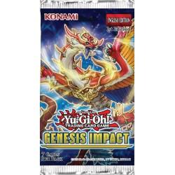 YGO Genesis Impact Booster