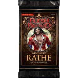 FAB Welcome to Rathe Unlimited Booster (24)