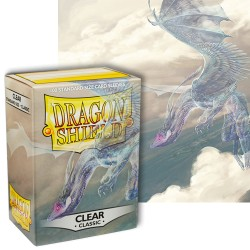 Dragon Shield Classic Sleeves Clear (100)