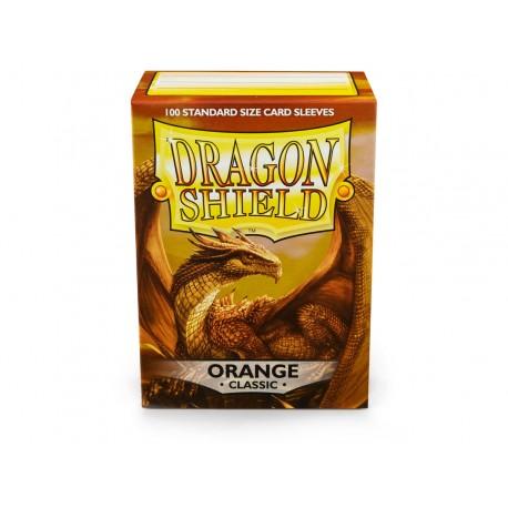 Dragon Shield Classic Sleeves Orange (100)