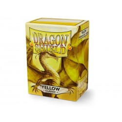 Dragon Shield Classic Sleeves Yellow (100)