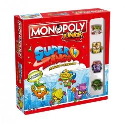 Monopoly Junior SuperZings
