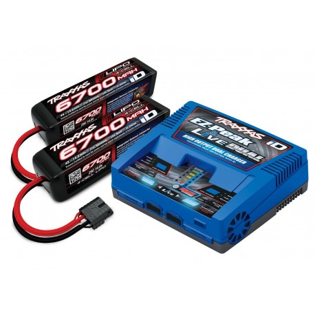 Battery/charger completer pack 26-Amp 2x 6700 4S