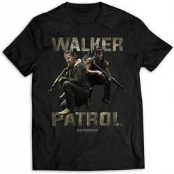 Walking Dead T-shirt Walker Patrol Size L