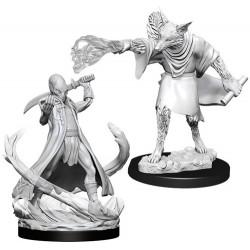 D&D Nolzurs Marvelous Miniatures -  Arcanaloth & Ultroloth