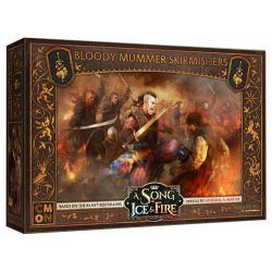 A Song Of Ice And Fire - Bloody Mummer Skirmishers