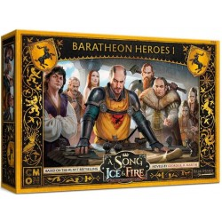 A Song Of Ice And Fire - Baratheon Heroes Box 1