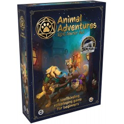 Animal Adventures RPG Starter Set - EN