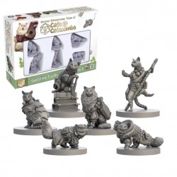 Animal Adventures: Cats and Catacombs - Tooth and Claw 2