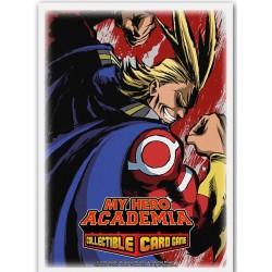 Dragon Shield My Hero Academia Matte - All Might Flex (100)