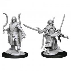 D&D Nolzurs Marvelous Miniatures - Human Ranger Male