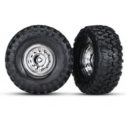 Tires & Wheels CHRM CTR CAP WHL/CANYON
