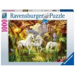 Ravensburger Puzzle - Autumn Unicorns -1000pc