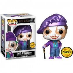 POP! Heroes: Batman 1989 - Joker w/Hat 337 Chase