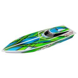 Blast Electric Race Boat RTR Green